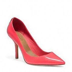 Coach :: Lizzie Pointy Toe Heel