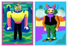 Characters - lilidesbellons