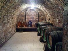 Dream cellar.