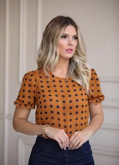Designs For Dresses, Moda Plus Size, Fashion Over 50, Top Pattern, Chiffon, Looking For Women, Fashion Details, Casual Wear, Blouse
