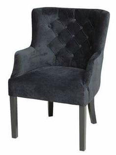 Eetkamer stoel donker grijs # Chair dark grey