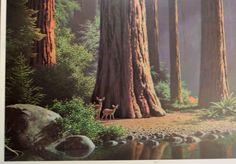 Serenity By Paul Detlefsen Vintage Fine Art Reproductions ...