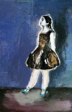 Dominique Fortin:Petite Danseuse