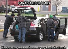 31 Totally Canadian Things We're Sorry Other Countries Don't Have - Swifty.com