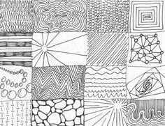 textures line art - Google Search