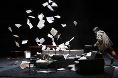 """""""Les Revenants"""" m/s Ostermeier (Théâtre)"""