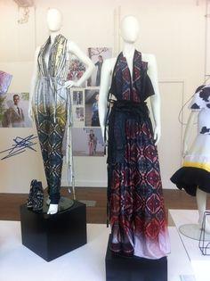 Couture Jumpsuit and Dresss - Loekie Mulder (Graduation Show KABK)