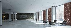 La Forma Moderna en Latinoamérica: Pepsi-Cola Corporation World Headquarters