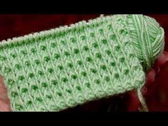 Простой узор спицами, узор плотный рельефный отлично подойдёт для вязания тёплой одежды как деткам, так и взрослым. Рапорт узора состоит из 2-х петель и 4-х ... Knitting Stiches, Easy Knitting Patterns, Baby Knitting, Stitch Patterns, Crochet Patterns, Crochet Dishcloths, Crochet Motif, Crochet Designs, Crochet Yarn