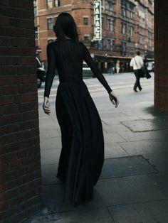 Iekeliene Stange by Scott Trindle for Yang Li Spring 2013