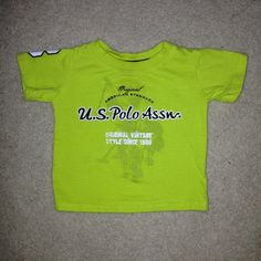 U.S. Polo Assn Outfit for boys * Good condition. There's a slight discoloration around the front of the neck part of the shirt but can hardly see that's why I used a flash to take the photo.  * Pre-loved * No trades * Accept reasonable offers * Discount on bundles * Comes from a smoke free home U.S. Polo Assn Other