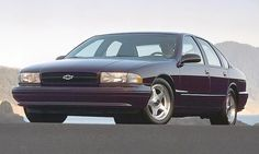 impala | The 1996 Chevrolet Impala SS was the last rear-wheel drive performance ...