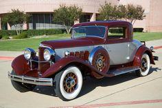 1932 Reo Royale Coupe - (REO Motor Car Company, Lansing, Michigan 1905-1936)