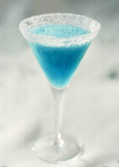blue parrot cocktail