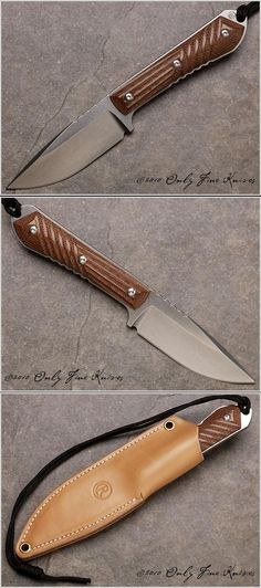 Chris Reeve, Nyala fixed Blade, Only Fine Knives