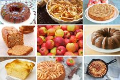 The Best Apples & Honey Cakes for the New Year | The Nosher - My Jewish Learning
