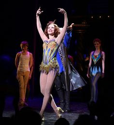PIPPINs Magical Opening Night Curtain Call with Charlotte d'Amboise!