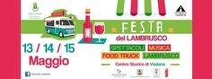 Festa del Lambrusco e Food truck2016 viadana