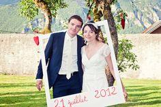 Virginie et Stéphane, mariage en HAUTE – Savoie