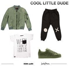 cool little dude