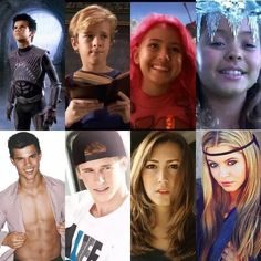 Shark boy and lava girl cast then and now.. Wow
