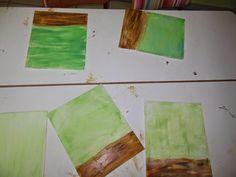 Δημιουργώ και Χαίρομαι: Ζωγραφίζω με τους μεγάλους ζωγράφους.