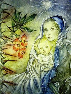 Madonna Mary & Jesus 07 | by Waiting For The Word