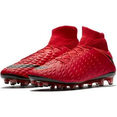 Nike Hypervenom Phantom III DF AG-Pro Artificial Turf Soccer Shoe