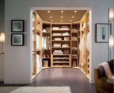 Small Walk In Closet Ideas | Interior Decorating and Home Design Ideas