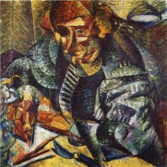 Umberto Boccioni, The Antigraceful