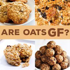 Are Oats Gluten Free? | Gluten Free on a Shoestring