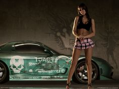 Need For Speed Movie Cars HD Wallpaper
