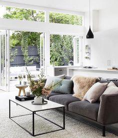 Beautiful living space @showponyinteriors photo: @gemmola styling: @aimeestylist for @adoremagazine ✨
