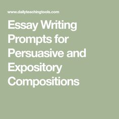 Thesis Statements Examples For Argumentative Essays Middle School Fiveparagraph Essay Prompts A Great List  English Grammar  Compression Passage  Pinterest  Essay Prompts Paragraph And Prompts Example Of Thesis Statement For Essay also Thesis Statement For Process Essay Middle School Fiveparagraph Essay Prompts A Great List  English  Essay On Newspaper In Hindi