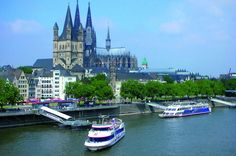Cologne Super Saver: Sightseeing Cruise and Meal at Hard Rock Cafe Cologne  Combine a 1-hour Rhine River sightseeing cruise with a skip-the-line pass to eat at Hard Rock Cafe Cologne! Simply select one of six start times for the cruise, and then relax on board, enjoying audio commentary about the route's attractions, like Hohenzollern Bridge and Cologne Cathedral. Visit Hard Rock Cafe Cologne at a time that suits your schedule and, after skipping past the entrance lines, head ...