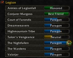 Paragon Reputation add on: shows your paragon rep progress as if it was a normal rep bar. #worldofwarcraft #blizzard #Hearthstone #wow #Warcraft #BlizzardCS #gaming