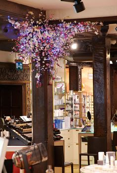 Prop Studios for Liberty | Beauty Room In-store VM | #Liberty #Installation #Beauty #Design #Retail #Interiors #VM #RetailInteriors