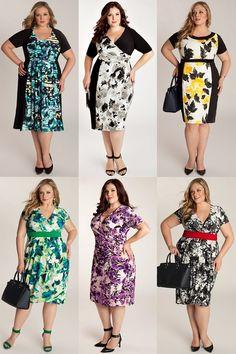 Plus Size Casual Wedding Guest Dress Ideas | Fashion to Figure ...