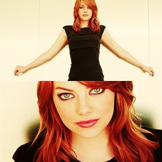 Emma Stone...Love You...Please don't go Lindsay on us.