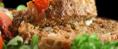 Mexican Meatloaf with Chipotle BBQ Sauce -a new twist on tex-mex night at home. Sweetened with stevia. Mexican Meatloaf, Bacon Meatloaf, Healthy Meatloaf, Best Meatloaf, Turkey Meatloaf, Meatloaf Recipes, Vegetarian Meatloaf, Skinny Girl Recipes, Gluten Free Meatloaf