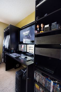 My Finished Battlestation! by Definitive HDR, via Flickr
