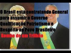O Brasil está Contratando General TV Ban Brasil AÇÃO Noticia: Intervençã...