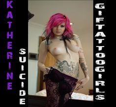 Katherine Suicide - SuicideGirls