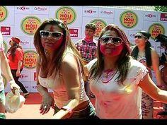 Rakhi Sawant DRUNK & DANCE at Zoom Holi Party 2015.