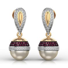 Best Online Diamond Jewellery store in India. Buy Earrings, Gold Earrings, Diamonds And Gold, Pearls, Stuff To Buy, Shopping, Random, Jewelry, Gold Stud Earrings