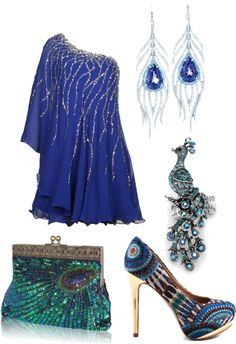 """""""I Wanna See Your Peacock"""" by jubi493 on Polyvore"""