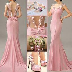Vestido bonito y elegante