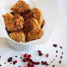 Coconut Oat Chicken Nuggets