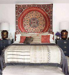 elegante casa con toques de estilo marroqui
