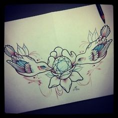 MYRA BRODSKY - Tattoo & Illustration